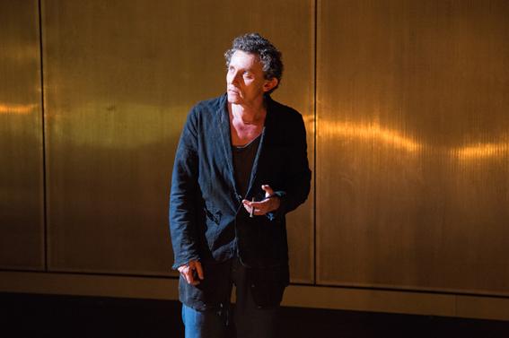 Andreas mise en scène Jonathan Châtel
